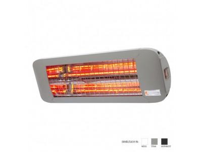 Chauffage infrarouge intérieur  COMFORTSUN24 1400W TITANE SANS SWITCH